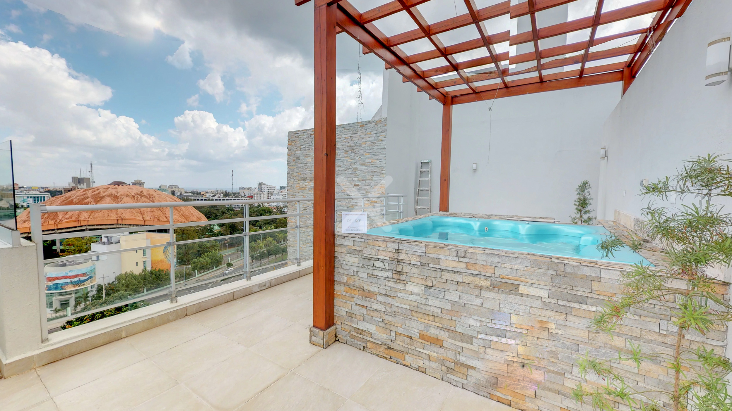 Modern 3 levels Penthouse For Sale in Naco