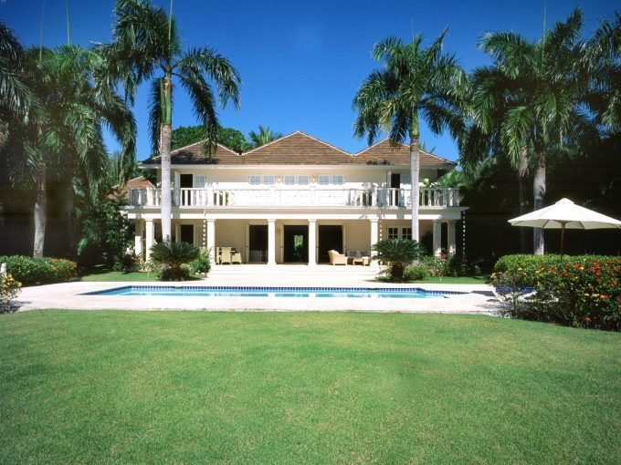 Villa at Tortuga C-18, Punta Cana Resort & Club For sale golf luxury beach front