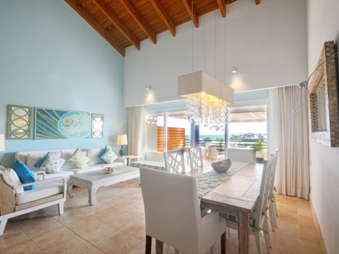 Cap Cana Punta Cana Beach Condo For Sale Luxury Beach Front