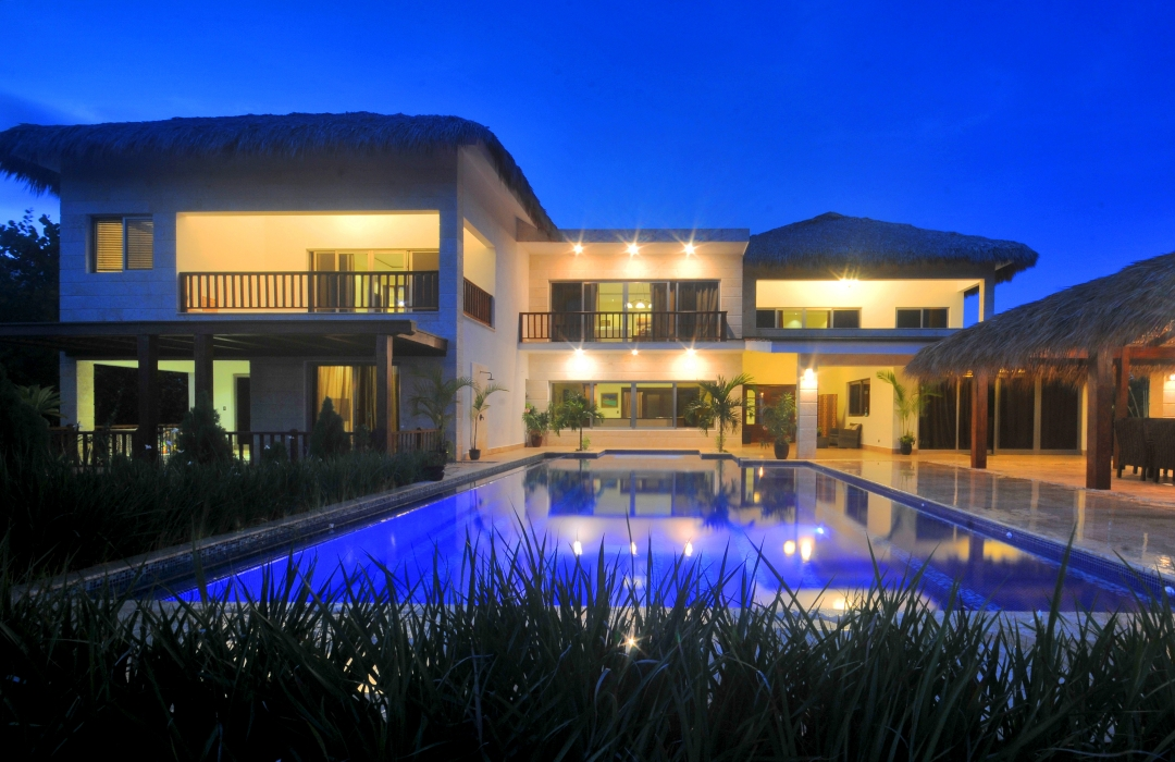 Cayuco Villa for sale at Cap Cana, Punta Cana.