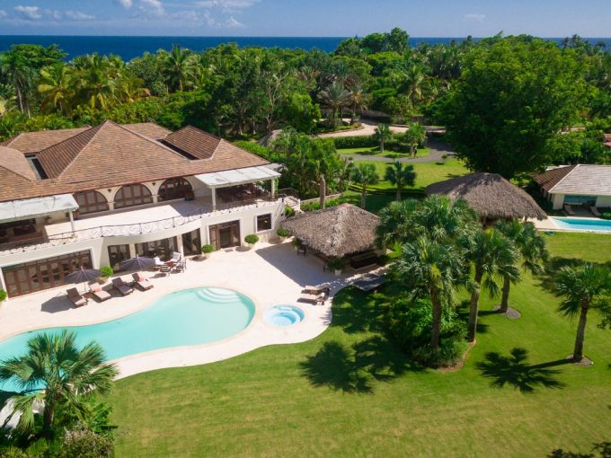 Casa de Campo La Romana Villa For Sale Golf Luxury View