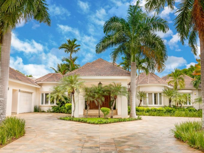 Casa de Campo La Romana Villa For Sale Golf Luxury