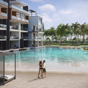 Condo for sale with pool and walking distance to the beach, Bávaro Punta Cana
